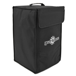 Sela CaSela Pro Cajon Snare On/Off Switch, Zebrano + FREE Cajon Bag