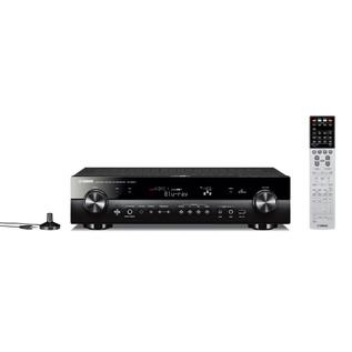 Yamaha RXS600 AV Receiver, Black
