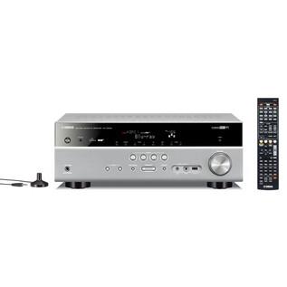 Yamaha RX-V500D AV Receiver, Titanium