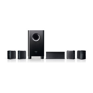 Pioneer S-HS100 5.1 Speaker Package with S-21W Active Subwoofer