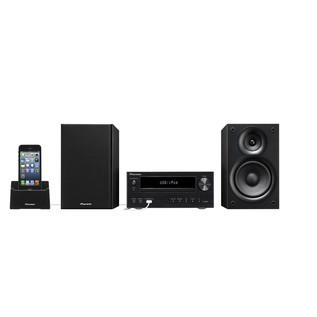 Pioneer X-HM21BTD CD/iPod System with Bluetooth and DAB Radio, Black