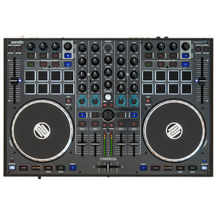 Reloop Terminal Mix 8 Four Channel DJ Controller for Serato DJ