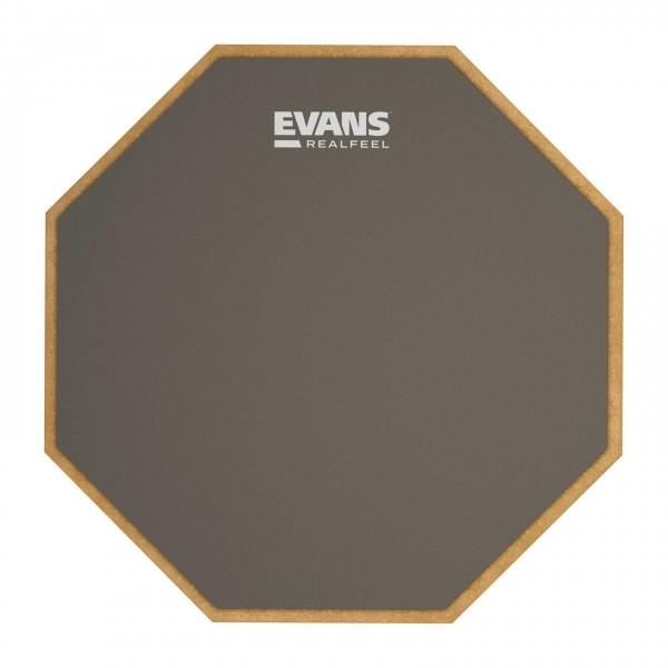 RealFeel by Evans Practice Pad, 12''