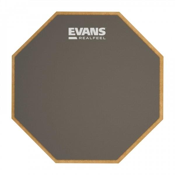 RealFeel by Evans Practice Pad, 6''