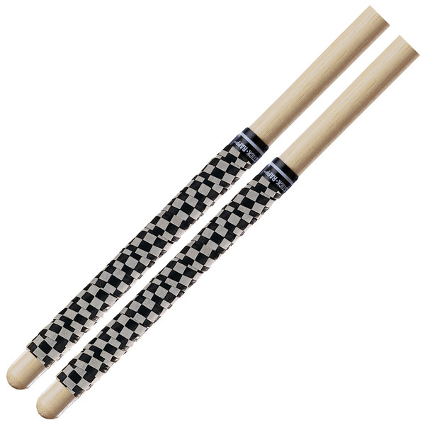 ProMark White/Black Check Stick Rapp