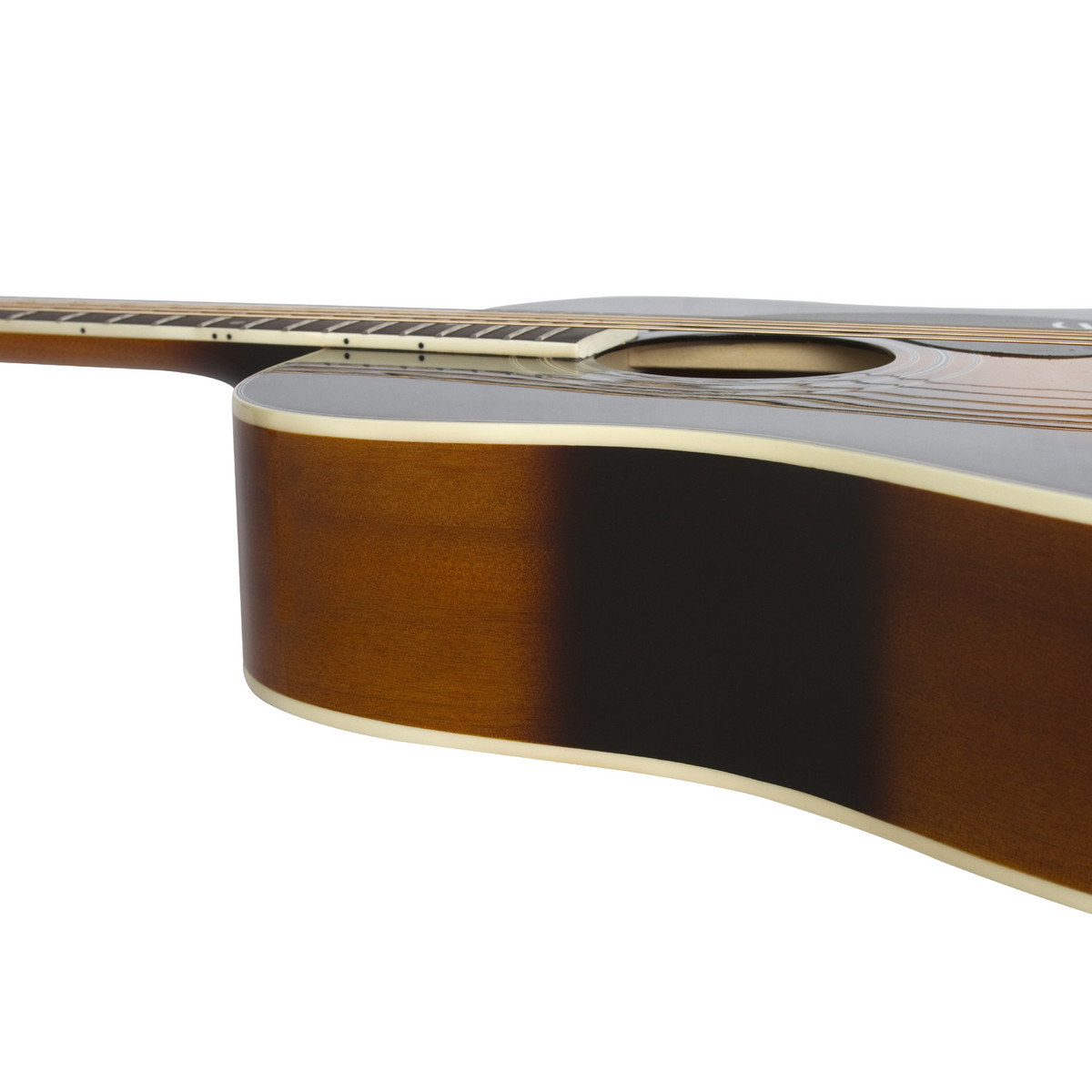 epiphone pro 1 plus acoustic guitar for beginners sunburst at. Black Bedroom Furniture Sets. Home Design Ideas