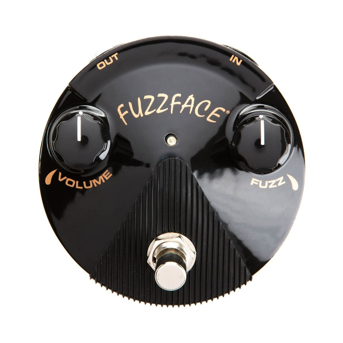 Dunlop Germanium Fuzz Face Mini Red Guitar Effects Pedal FFM2 OPEN BOX