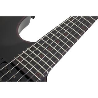 Schecter Blackjack C-1 Electric Guitar, Gloss Black