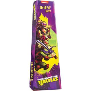 Teenage Mutant Ninja Turtles Ukulele Outfit, Mean Green