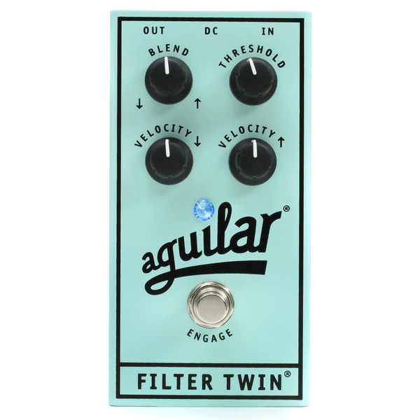 Aguilar Filter Twin Dual Envelope Bass Effects Pedal