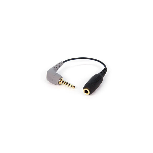 Rode SC4 3.5 Male TRRS to Female TRS adaptor for Smartphone/Tablet