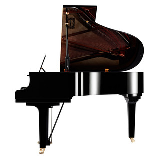 Yamaha CX2 Grand Piano, Black Polyester
