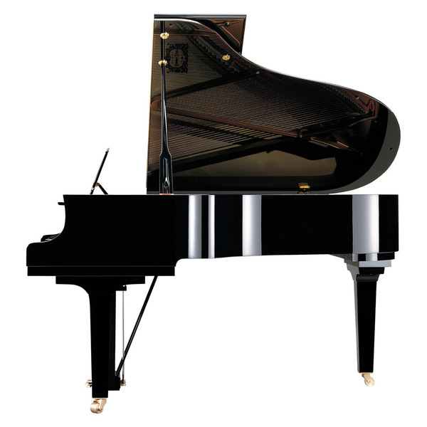 Yamaha CX3 Grand Piano, Black Polyester