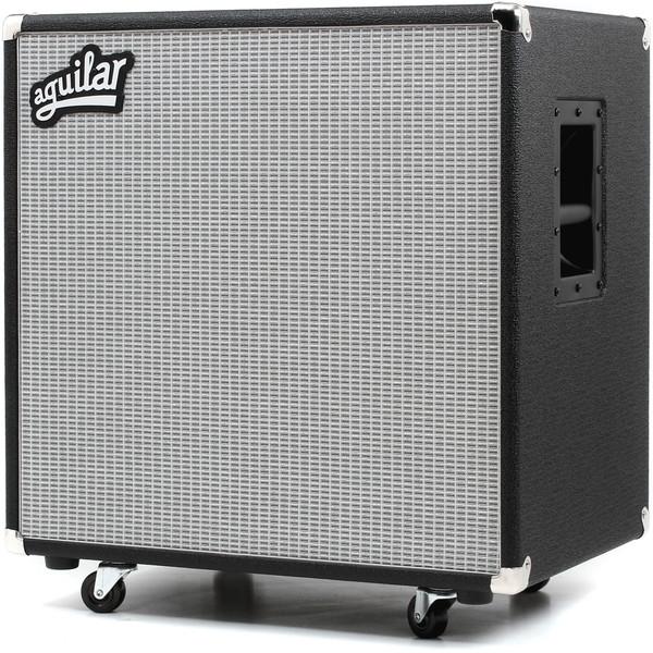 Aguilar DB Series 4x10 Speaker Cabinet, Classic Black