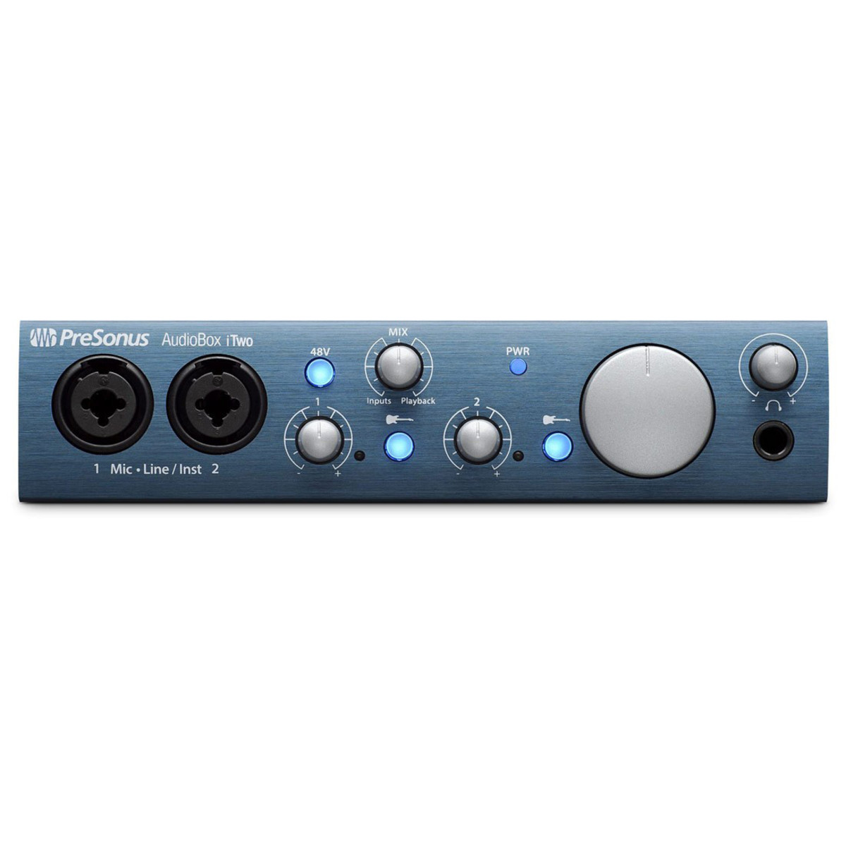 Click to view product details and reviews for Presonus Audiobox Itwo Ipad Usb Audio Interface.
