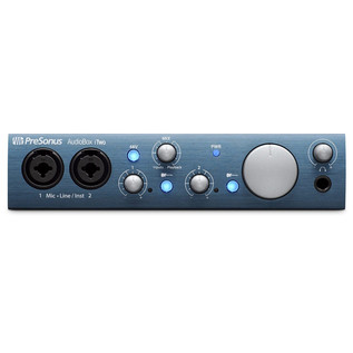 Presonus AudioBox iTwo, iPad/USB Audio Interface