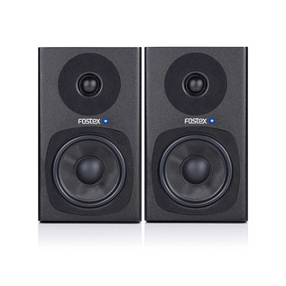 Fostex PM04-D Active Studio Monitors, Black
