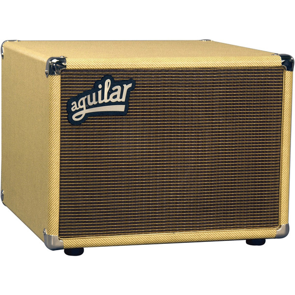 Aguilar DB Series 12'' Speaker Cabinet, 8ohm Boss Tweed