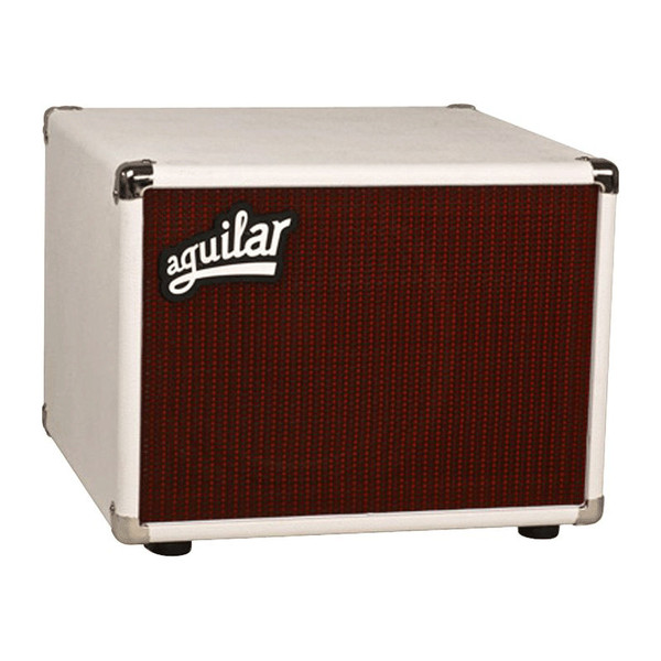 Aguilar DB Series NT 12'' Speaker Cabinet, 8ohm White Hot