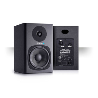 Fostex PM05-D Active Studio Monitors, Black