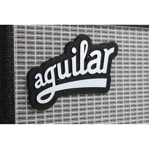 Aguilar DB Series 15'' Speaker Cabinet, 8ohm Classic Black