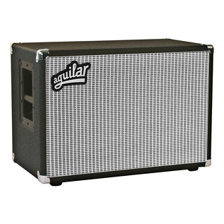 Aguilar DB Series 2x10'' Speaker Cabinet, 8ohm Classic Black