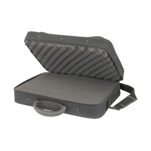 Protective Carry Case with Adjustable Padding, 470 x 370 x 130mm