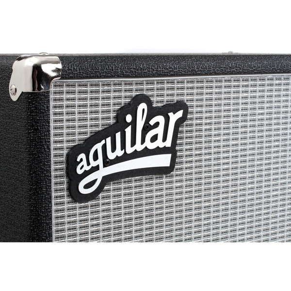 Aguilar DB Series 2x10'' Speaker Cabinet, 4ohm Classic Black