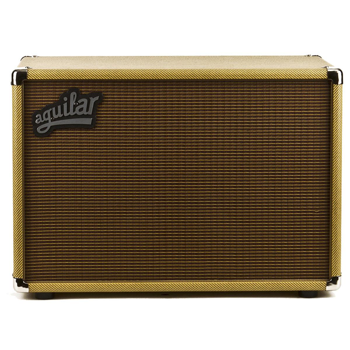 Aguilar DB Series 2x10'' Speaker Cabinet, 4ohm Boss Tweed at ...