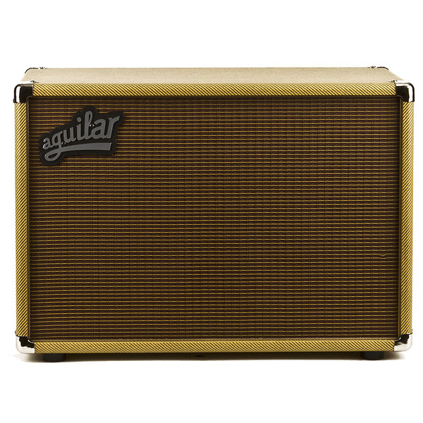 Aguilar DB Series 2x10'' Speaker Cabinet, 4ohm Boss Tweed