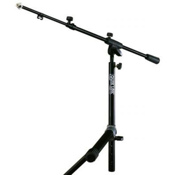 Quiklok QLX-4 Height Adjustable Mic Boom Stand
