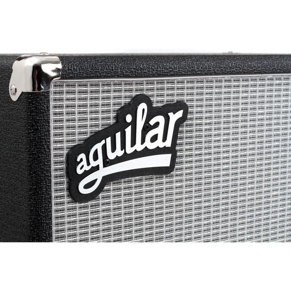 Aguilar DB Series 2x12'' Speaker Cabinet, 4ohm Classic Black