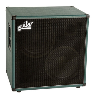 Aguilar DB Series 2x12'' Speaker Cabinet, 4ohm Monster Green