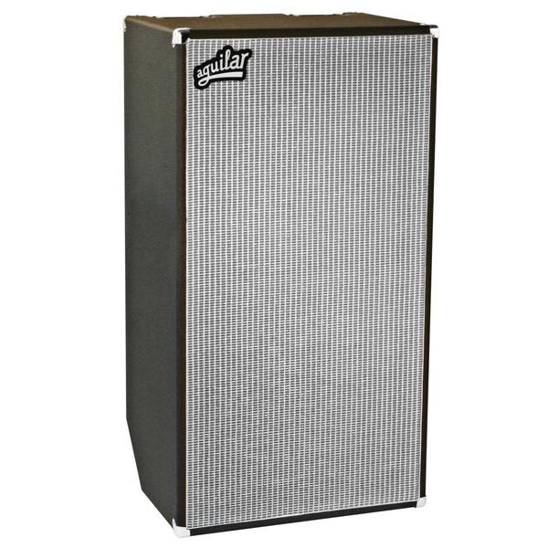 Aguilar DB Series 4x12'' Speaker Cabinet, 4ohm Classic Black