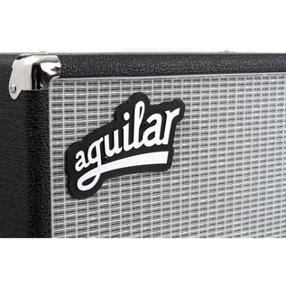 Aguilar DB Series 4x12'' Speaker Cabinet, 4ohm Classic Black