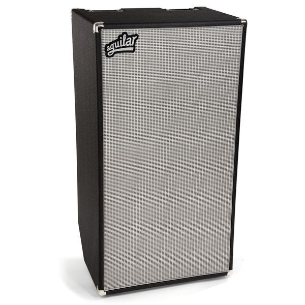 Aguilar DB Series 8x10'' Speaker Cabinet, 4ohm Classic Black
