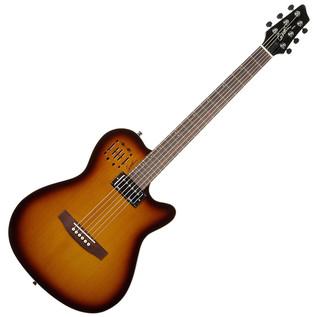 Godin A6 Ultra Guitar, Cognac Burst
