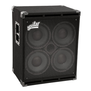 Aguilar GS Series 4x10'' Speaker Cabinet, 4ohm