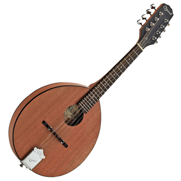 Ozark Mandolin Army and Navy Model