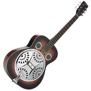 Ozark Resonator Guitar- Wooden Body