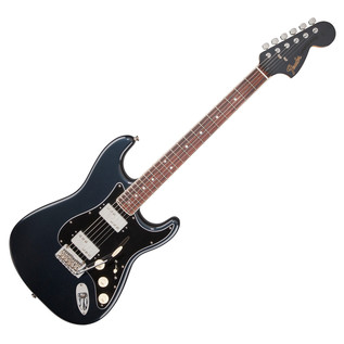 Fender Classic Player Strat HH, Bound RW, Dark Mercedes Blue