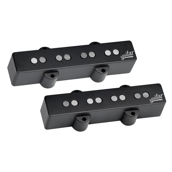 Aguilar AG 4J-HC 4 String Hum Canceling Jazz Bass Pickups, SET