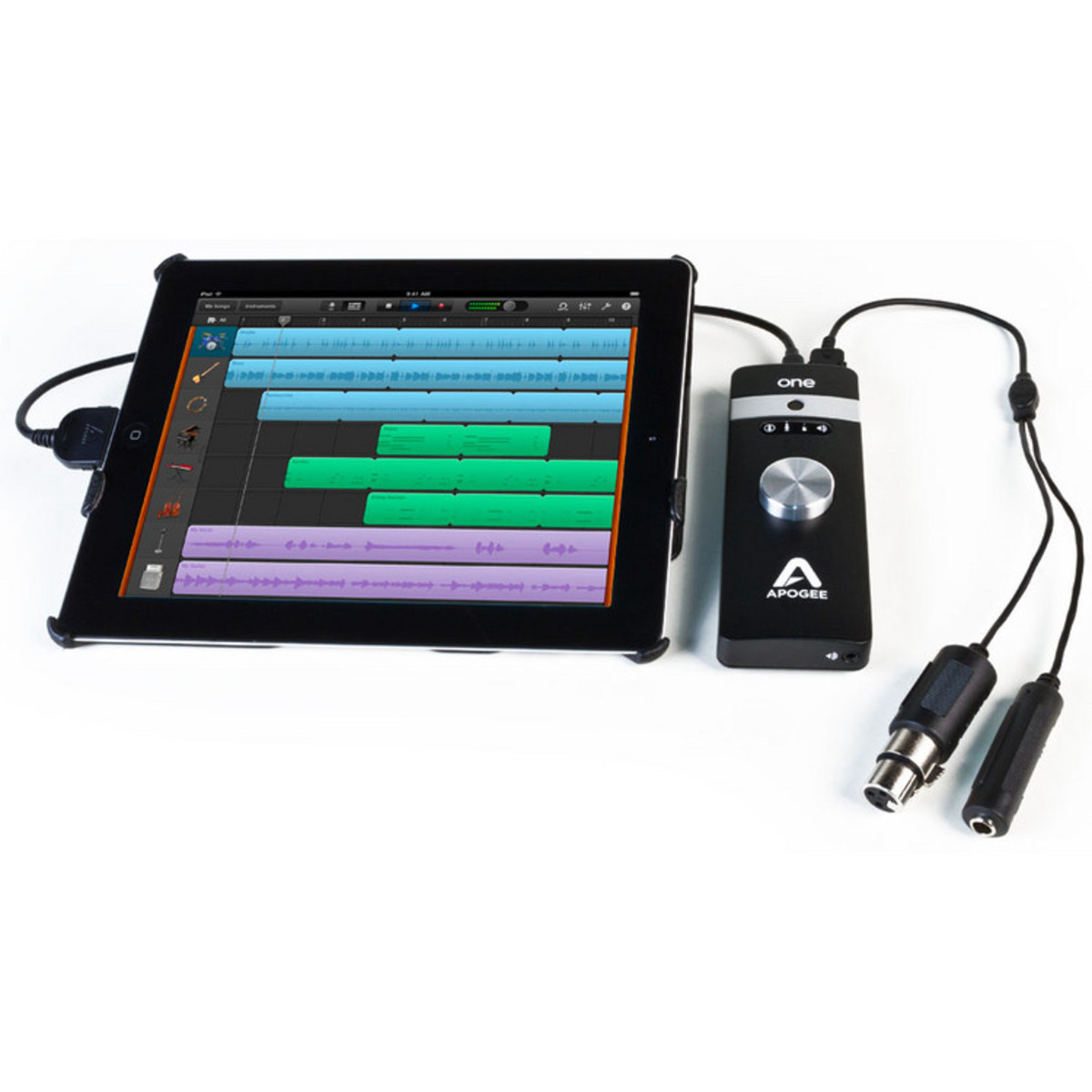 apogee one usb mic and audio interface for ipad and mac nearly new at gear4music. Black Bedroom Furniture Sets. Home Design Ideas