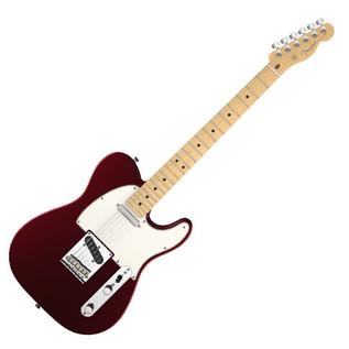 Fender American Standard Telecaster, MN, Bordeaux Metallic
