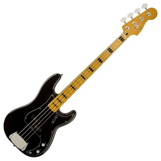 Squier by Fender Classic Vibe 70s Precision Bass, Black