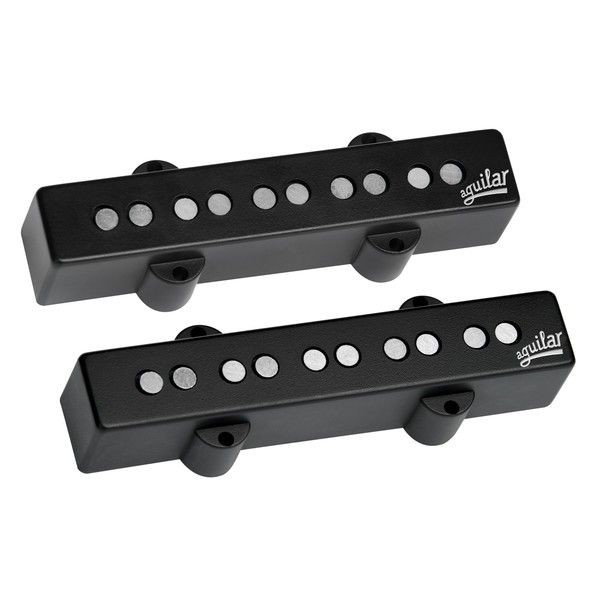 Aguilar AG 5J-60 5-String 60's Series Jazz Bass Pickups, SET