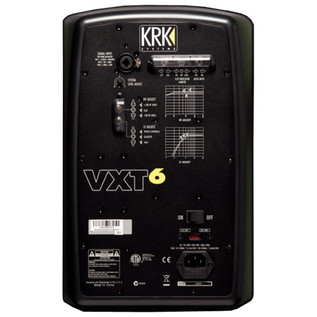 KRK VXT6 Active Studio Monitors (Pair)