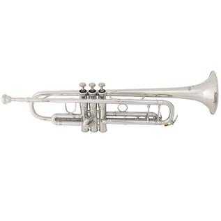 Bach TR400S Intermediate Trumpet, Silver