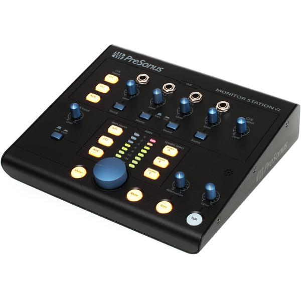 presonus monitor station v2 table top studio control centre at gear4music. Black Bedroom Furniture Sets. Home Design Ideas