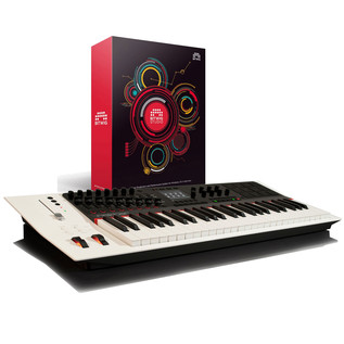 Bitwig Studio and Nektar Panorama P4 Controller Bundle